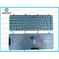 TECLADO HP DV5-1000 / DV5-1100 / DV5-1200 / DV5-1xxx Series PLATA