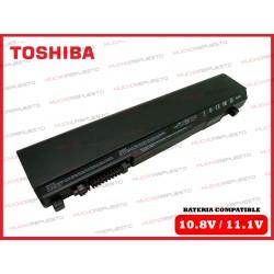 BATERIA TOSHIBA 10.8V-11.1V Dynabook R731 / RX3 / Tecra R700 / R840