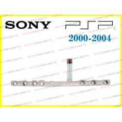CABLE FLEX BOTONES DE CONTROL INFERIORES PSP 2000 / 2004