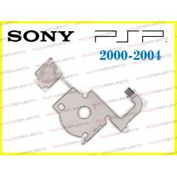 CABLE FLEX BOTONERA / BOTONES IZQUIERDA PSP 2000 / PSP 2004