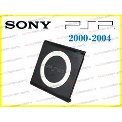 TAPA UMD TRASERA / POSTERIOR PSP 2000 /2004 NEGRA
