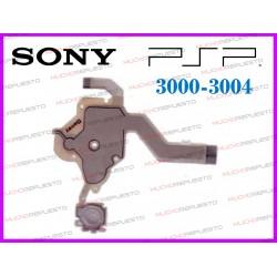 CABLE FLEX BOTONERA / BOTONES DERECHA PSP 3000 / PSP 3004