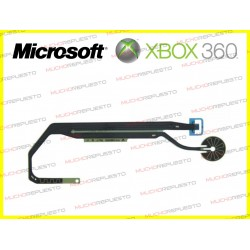 CABLE FLEX APERTURA EJECT + POWER SWITCH ON/OFF XBOX360 SLIM