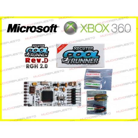 COOLRUNNER REV.D PARA XBOX360 (HOMEBREW HD)