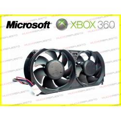 VENTILADOR INTERNO XBOX360 FAT (CONECTOR DE 3 PINES)