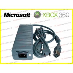 ADAPTADOR DE CORRIENTE PARA XBOX 360 FAT