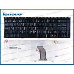 TECLADO LENOVO G560 / G565 NEGRO