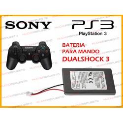 BATERIA PARA MANDO DUALSHOCK 3 PARA PS3