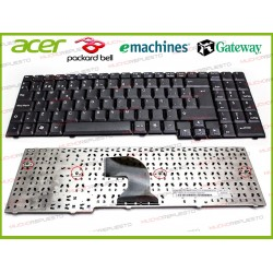 TECLADO PACKARD BEL MX SERIES / ALP-AJAX SERIES NEGRO