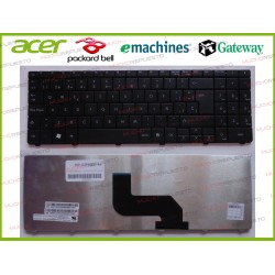TECLADO PACKARD BELL EasyNote MS2273 / MS2274 / MS2285 / MS2288 NEGRO