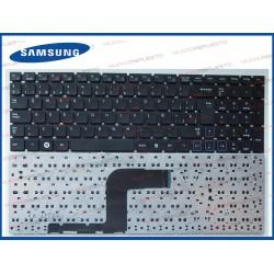 TECLADO SAMSUNG RC510/RC511/RC520/RV511/RV515/RV520 NEGRO (Sin Marco)