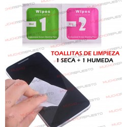 2 TOALLITAS DE LIMPIEZA DE...