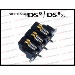 CONECTOR DE BATERIA NINTENDO DSI - DSI XL