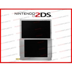 PANTALLA LCD SUPERIOR + INFERIOR NINTENDO 2DS