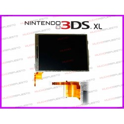 PANTALLA TFT INFERIOR NINTENDO 3DS XL