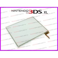 PANTALLA TACTIL INFERIOR NINTENDO 3DS XL