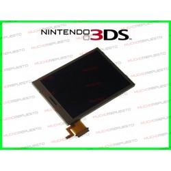 PANTALLA TFT INFERIOR NINTENDO 3DS