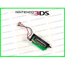 CONECTOR CONTROL DE VOLUMEN NINTENDO 3DS