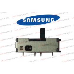 SWITCH BOTON POWER ENCENDIDO SAMSUNG N130/N140/N145/N148/N150