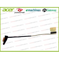 CABLE LCD PACKARD BELL Easynote TE69KB / Gateway NE522