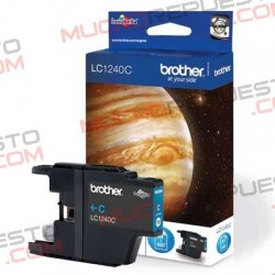 TINTA INK-JET COMPAT. BROTHER LC1220XL/LC1240XL C