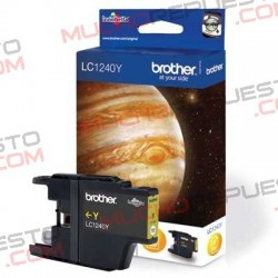 TINTA INK-JET COMPAT. BROTHER LC1220XL/LC1240XL Y