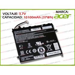 "BATERIA TABLET ACER Iconia Tab A510/A700 10.1"" 3.7V 10100mAh"