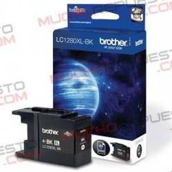 TINTA INK-JET COMPAT. BROTHER LC1280XL BK