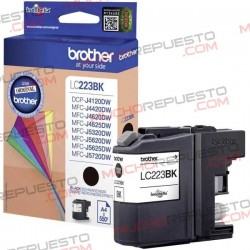 TINTA INK-JET COMPAT. BROTHER LC223XL/LC227XL BK