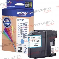 TINTA INK-JET COMPAT. BROTHER LC223XL/LC225XL C