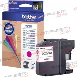 TINTA INK-JET COMPAT. BROTHER LC223XL/LC225XL M