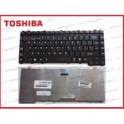 TECLADO TOSHIBA A200/A300/L300/L305 NEGRO