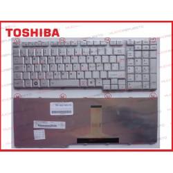 TECLADO TOSHIBA A500 /A505 /F501 /L350 /L355 /L500 /L505 /L550 /L555 GRIS