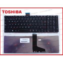TECLADO TOSHIBA C50-A/C50D-A/C50T-A/C55-A/C55D-A/C55T-A/C55DT-A (Mod. 1)