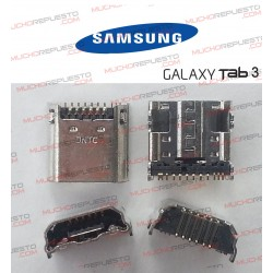 CONECTOR CARGA MICRO USB 12PIN SAMSUNG GALAXY TAB3 T230/T2105/T2110