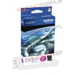 TINTA INK-JET COMPAT. BROTHER LC985XL M