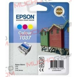 TINTA INK-JET COMPAT. EPSON T037 COLOR