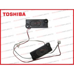 ALTAVOCES PORTATIL TOSHIBA Satellite L500/L500D/L505/L505D