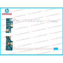 PLACA LS-A991P CON BOTON ENCENDIDO INTERRUPTOR ON/OFF HP 15-G/15-R/15-S