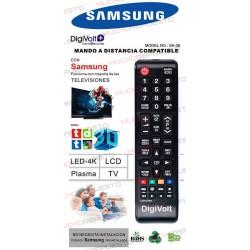 MANDO A DISTANCIA TV PARA SAMSUNG (COPIA EXACTA AL ORIGINAL) (Modelo 1)