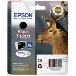 TINTA INK-JET COMPAT. EPSON T1301 NEGRO NEGRO