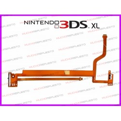 CABLE FLEX REGULADOR PANTALLA 3D Y VOLUMEN ALTAVOCES NINTENDO 3DS XL