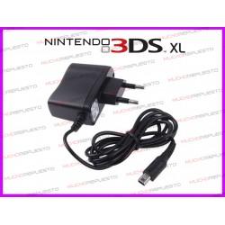 CARGADOR NINTENDO 3DS XL 4.6V 900mAh