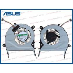 VENTILADOR ASUS X455/X455CC/X455L/X455LD/X555/X555L/X555LD/X555LN/X555LP
