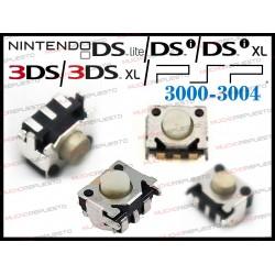 BOTON / PULSADOR NINTENDO DSL/NDSI/3DS / PSP3000/PSP3004
