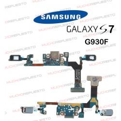 CABLE FLEX CONECTOR MICRO USB + BOTONES SAMSUNG GALAXY S7 G930F
