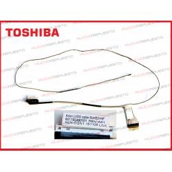 CABLE LCD TOSHIBA Satellite C75-B / C75D-B / L70-B / L75-B Series