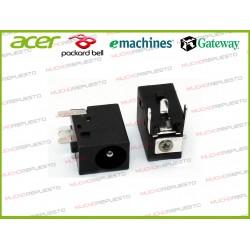 CONECTOR ALIMENTACION GATEWAY 1200 / 1400 / 9500 / 9550 / 1450