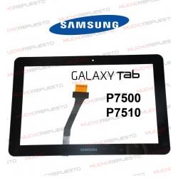 "CRISTAL+TACTIL TABLET SAMSUNG Galaxy TAB P7500/P7510 10,1"" NEGRA"