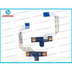 PLACA DA0R22PB6C0 BOTON ENCENDIDO HP G4-1000 / G6-1000 / G7-1000 Series